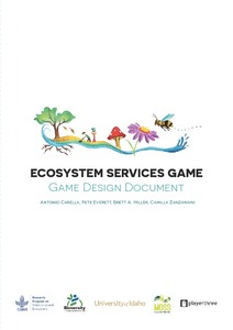 ECOSYSTEM SERVICES GAME Game Design Document - Game design document pdf