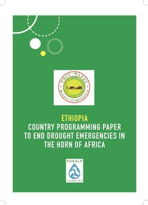 ethiopia country programming paper to end drought