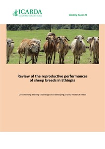 Review of the reproductive performances of sheep breeds in