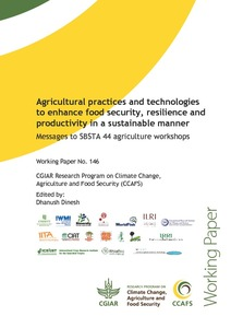 WP agricultural practices and technologies