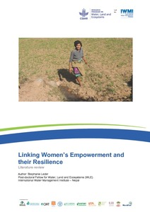 Literature review on Women's Empowerment and their Resilience