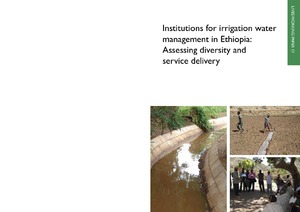 Institutions for irrigation water management in Ethiopia