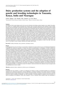 nicaragua research paper Cases study: bolivia and nicaragua  case study: nicaragua   srinivasan tn(2002), trade and poverty in the poor countries, aea papers and.