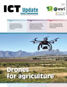 Drones on the horizon: new frontier in agricutural innovation