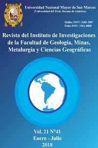 Assessment of the spatial distribution of potato biodiversity in the districts of Challabamba in Cusco and Quilcas in Junín through the use of participatory mapping